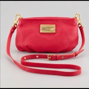 Marc by Marc Jacobs Leather Crossbody Purse
